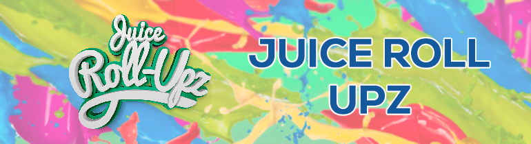 Juice Roll Upz E-Liquid Premium Vape Juice eJuice Direct