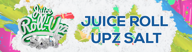Juice Roll Upz Salt by Juice Roll Upz Nicotine Salt Premium Vape Juice eJuice Direct