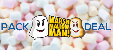 Marshmallow Man by Marina Vape | Premium eJuice
