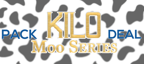 MOO Series by Kilo E-Liquids Vape Juice Pack Deals eJuice Direct
