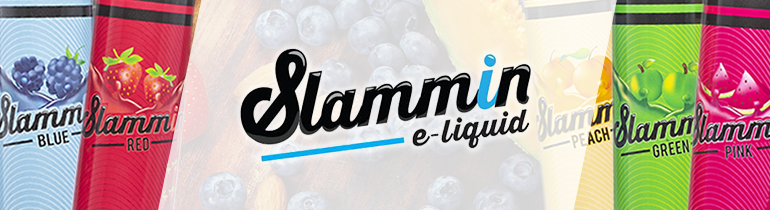 Slammin by Burst E-Liquid | Fruit Vapes | 60ml $12.99