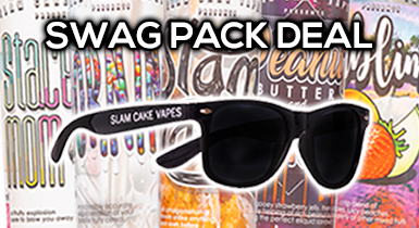 Slam Cake Vapes Pack Deals Premium E-Liquid Bundles | Vape eJuice