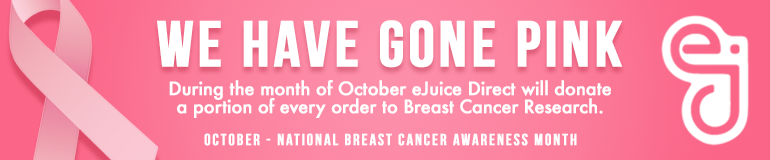 eJuice Direct Pink Vape Juice Collection | Vape for a Cause