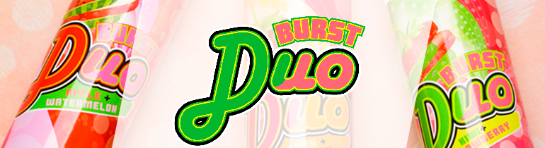 Burst Duo by Burst E-Liquid Premium Vape Juice | eJuice Direct