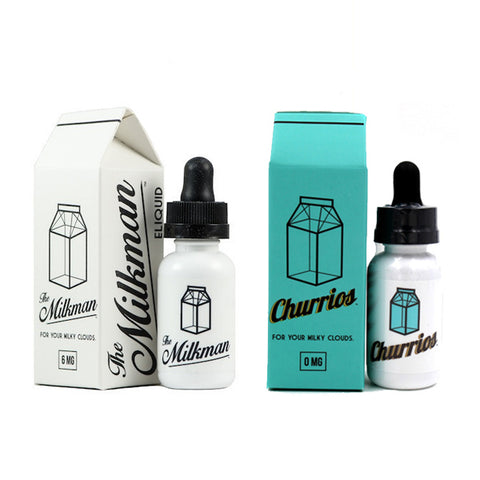 The Milkman eJuice