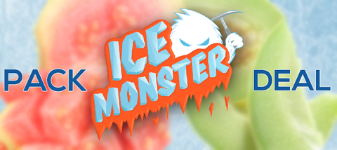 Ice Monster by Jam Monster 2 Pack Deal Premium Vape Juice | eJuice Direct