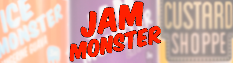 Jam Monster Liquids manufacture premium vape juice ejuice direct