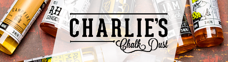 Charlies chalk dust manufacture premium vape juice ejuice direct
