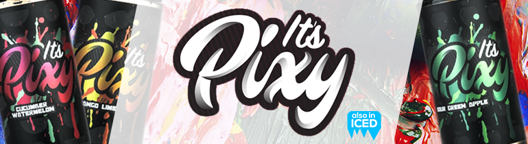 It's Pixy Premium E-Liquid | Vape eJuice | EJD