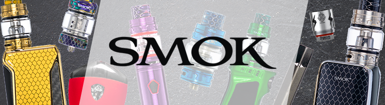 SMOK | SMOK Vape Mods, Tanks, Coils and Vape Kits | eJuice Direct