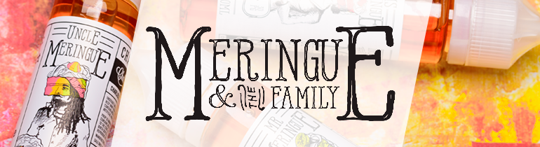 The Meringue Family by Charlie's Chalk Dust Vape Juice | eJuice Direct