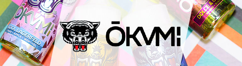 Okami Brands e-Liquids Premium Vape Juice | eJuice Direct