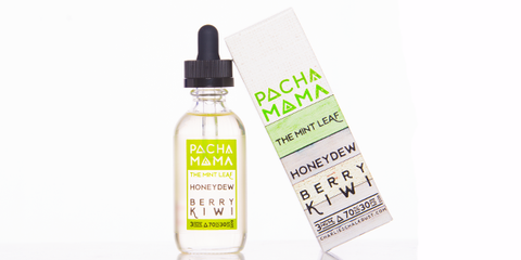 Pachamama The mint lead premium ejuice