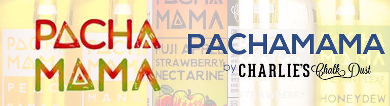 Pachamama by Charlies Chalk Dust Premium Vape Juice eJuice Direct