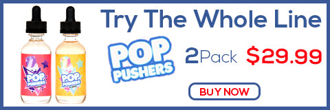 Pop Pushers by Ruthless premium ejuice