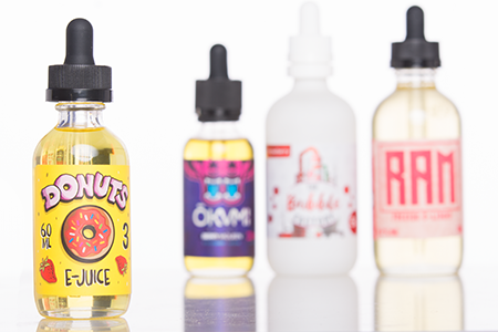 Pack of the Week Strawberry Tour eJuice Direct
