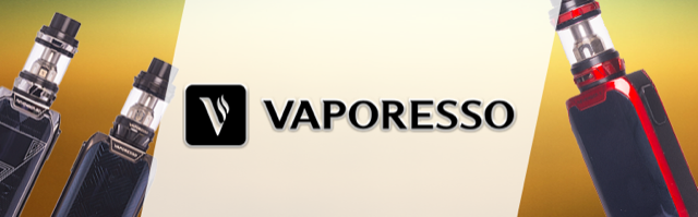 Vaporesso | Vaporesso Box Mods, Coils and Starter Kits | EJD