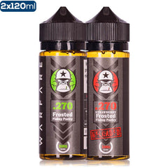 Gorilla Warfare - .270 2-Pack eJuice Gorilla Warfare