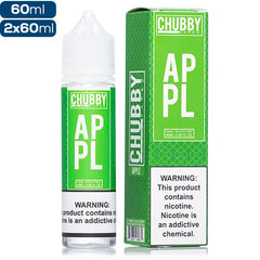 Chubby Bubble - Bubble Apple - buy-ejuice-direct
