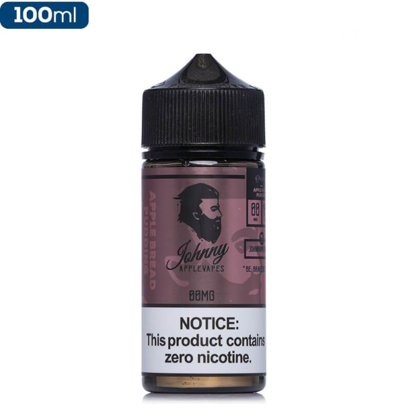 Johnny Applevapes - Apple Bread Pudding eJuice Johnny Applevapes