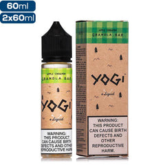 Yogi - Apple Cinnamon Granola Bar ejuice Yogi eLiquid