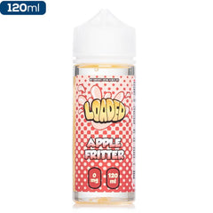 Loaded Apple Fritter Premium Vape Juice eJuice Direct