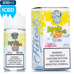 The Finest Sweet & Sour - Apple Peach Sour on Ice - buy-ejuice-direct
