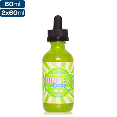 Dinner Lady - Apple Pie - buy-ejuice-direct