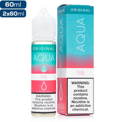 Aqua Original - Pure eJuice Aqua-Fruit