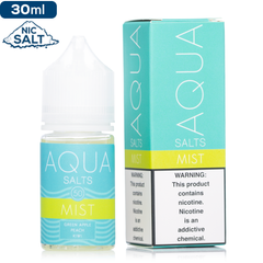 Aqua Salts Mist by Marina Vape Nic Salt Vape Juice | eJuice Direct