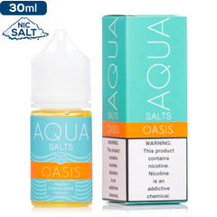 Aqua Salts Oasis by Marina Vape Nic Salt Vape Juice | eJuice Direct