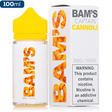 Bam's Captain Cannoli - buy-ejuice-direct