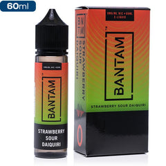 BANTAM - Strawberry Sour Daiquiri eJuice BANTAM