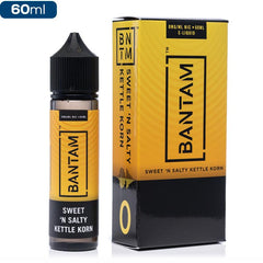 BANTAM - Sweet 'N Salty Kettle Corn eJuice BANTAM
