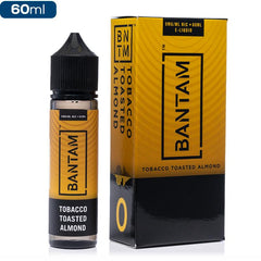 BANTAM - Tobacco Toasted Almond eJuice BANTAM