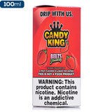 Candy King - Belts Strawberry - buy-ejuice-direct