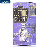 The Custard Shoppe - Blackberry - buy-ejuice-direct