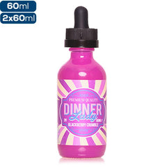 Dinner Lady - Blackberry Crumble - buy-ejuice-direct