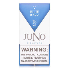 Juno - Blue Razz Pods - buy-ejuice-direct