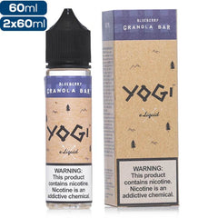 Yogi - Blueberry Granola Bar ejuice Yogi eLiquid