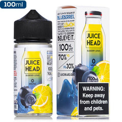 Juice Head - Blueberry Lemon eJuice Juice Head