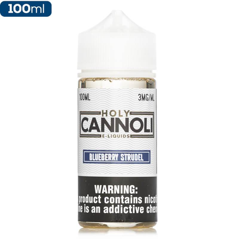 Holy Cannoli Blueberry Strudel Premium Vape Juice eJuice Direct