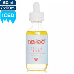 Naked 100 Menthol - Brain Freeze - buy-ejuice-direct
