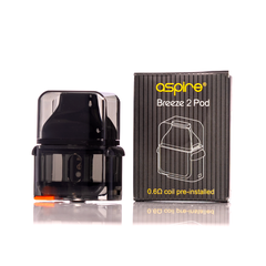 Aspire - Breeze 2 Pod - buy-ejuice-direct