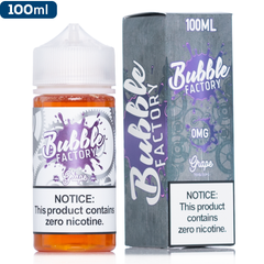 Bubble Factory by Juice Roll Upz - Grape - buy-ejuice-direct