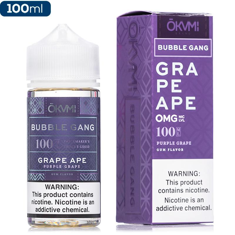 Bubble Gang - Grape Ape - buy-ejuice-direct