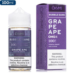 Bubble Gang Grape Ape Premium Vape Juice | eJuice Direct