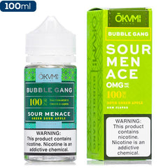 Bubble Gang Sour Menace Premium Vape Juice | eJuice Direct