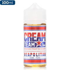 Cream Team by Jam Monster Neapolitan Vape Juice | 100ml $16.99