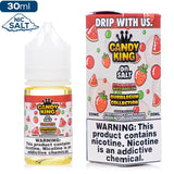 Bubblegum Collection on Salt by Candy King - Strawberry Watermelon Nic Salt eJuice Candy King-Bubblegum on Salt
